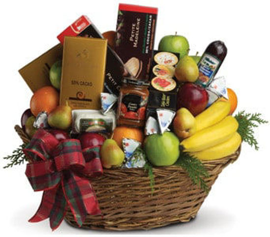Picture of Ultimate Christmas Basket