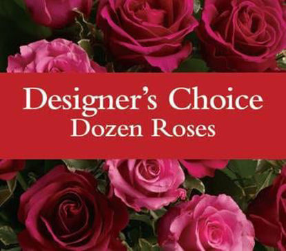 Picture of Designer's Choice Dozen Roses