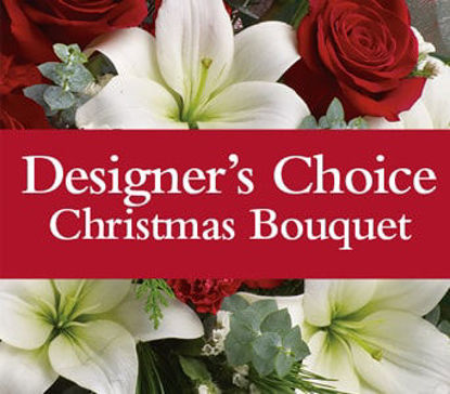 Picture of Designer's Choice Christmas Bouquet