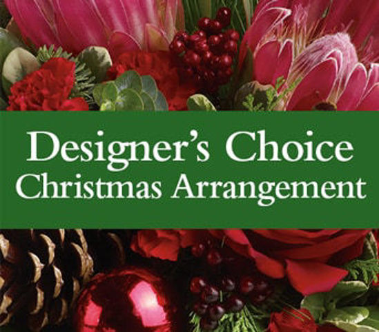 Picture of Designer's Choice Christmas Arrangement
