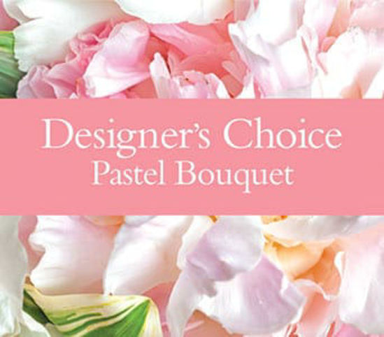 Picture of Designer?s Choice Pastel Bouquet