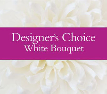 Picture of Designer?s Choice White Bouquet