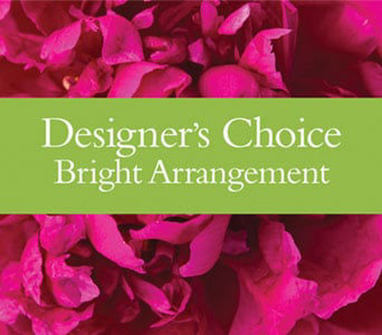 Picture of Designer's Choice Bright Arrangement