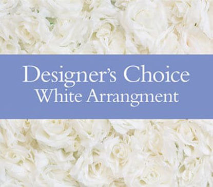 Picture of Designer?s Choice White Arrangement
