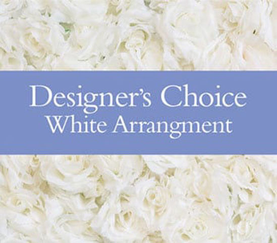 Picture of Designer?s Choice White Arrangement