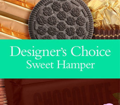 Picture of Designer?s Choice Sweet Hamper