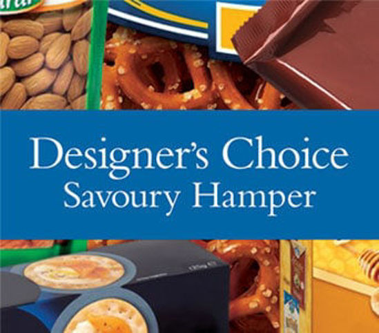 Picture of Designer?s Choice Savoury Hamper